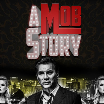 A Mob Story Mosaic On The Stip Las Vegas SPR Promotions Dean Coleman