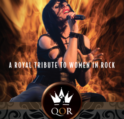 Queens of Rock The Mosaic On The Strip Las Vegas Dean Coleman Sophia Song SPR Promotions SPR & Promotions
